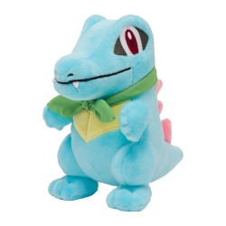 Plush Totodile Mystery Dungeon Rescue Team DX japan plush