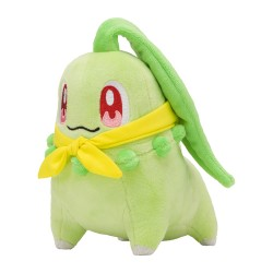 Plush Chikorita Mystery Dungeon Rescue Team DX japan plush