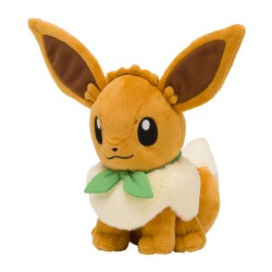 Peluche Evoli Pokémon Donjon Mystère Équipe de Secours DX japan plush