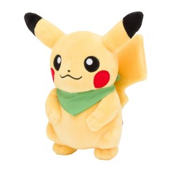 Peluche Pikachu Pokémon Donjon Mystère Équipe de Secours DX japan plush
