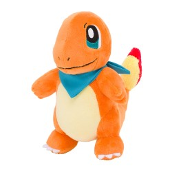 Plush Charmander Mystery Dungeon Rescue Team DX japan plush