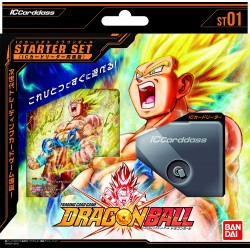 Starter Set IC Cardass Dragon Ball ST01R