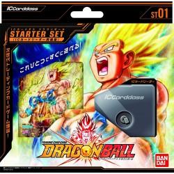 Starter Set IC Cardass Dragon Ball ST01R japan plush