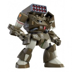 COMBAT ARMORS MAX 17: 1/72nd Scale Ironfoot F4XD Hasty XD Fang of the Sun Dougram japan plush