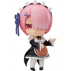 Nendoroid Ram Re:ZERO -Starting Life in Another World- japan plush