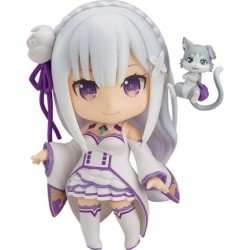 Nendoroid Emilia(Rerelease) Re:ZERO -Starting Life in Another World- japan plush