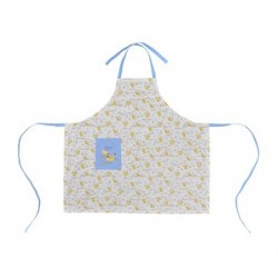Apron Flowers in full bloom japan plush