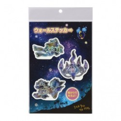 Wall Sticker Look Upon the Stars Jirachi japan plush