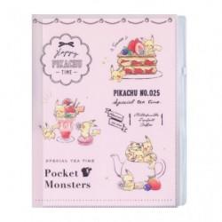 Pochettes avec zip Pikachu number025 Sweets japan plush