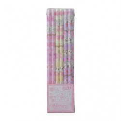 Crayon Pikachu CB Pink japan plush