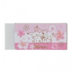 Eraser Pikachu CB Pink japan plush