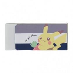 Eraser Pikachu Zurinomi japan plush
