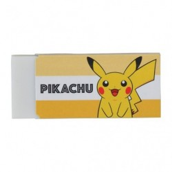 Eraser Pikachu japan plush