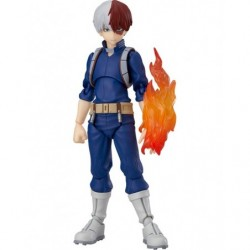 figma Shoto Todoroki My Hero Academia japan plush