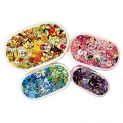 Dejeuner Box Colorful japan plush