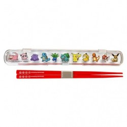 Chopstick and Case Pokemon japan plush