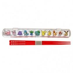 Chopstick and Case Pokemon