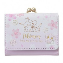 Mini Wallet Pikachu CB japan plush