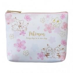 Pochette Tissue Pikachu CB japan plush