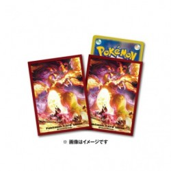 Card Sleeves Gigantamax Charizard japan plush