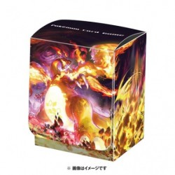 Deck Box Dynamax Dracaufeu japan plush