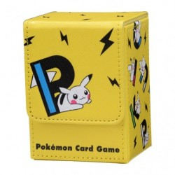 Deck Case PIKAPIKACHU YE japan plush