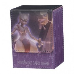 Deck Case Mewtwo ver.3 japan plush