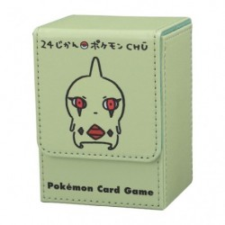 Deck Case Larvitar 24 Jikan japan plush