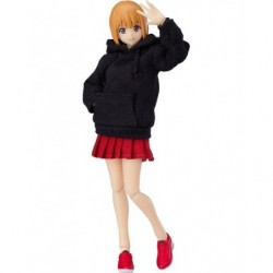 figma Female Body (Emily) with Hoodie Outfit figma Styles japan plush