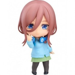 Nendoroid Miku Nakano The Quintessential Quintuplets japan plush