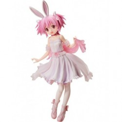 Madoka Kaname: Rabbit Ears Ver. Puella Magi Madoka Magica The Movie -Rebellion- japan plush