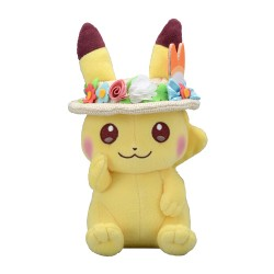 Plush Pikachu Easter 2020 japan plush