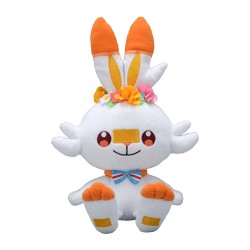 Plush Scorbunny Easter 2020 japan plush