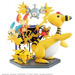 Figure G.E.M.EX series Pokemon Star Electric Type