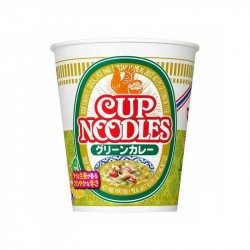 Cup Noodle Green Curry