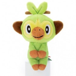 Plush Grookey Sit japan plush