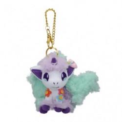 Peluche Porte Cle Ponyta Galar Pokémon Paques japan plush
