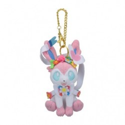 Plush Keychain Sylveon Pokémon Easter 2020 japan plush