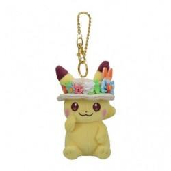 Peluche Porte Cle Pikachu Pokémon Paques japan plush