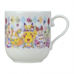 Mug Cup Pokémon Easter japan plush