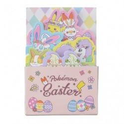 Post it Note Pokémon Easter japan plush