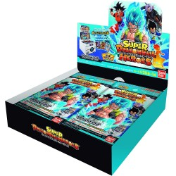 Display Bigbang Star Super Dragon Ball Heroes TCG Japan