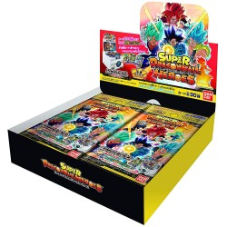 Display Brave to Hit Super Dragon Ball Heroes TCG Japan