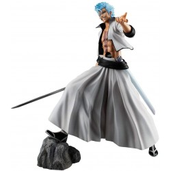 Figurine Grimmjow Jaggerjack Bleach G.E.M Series japan plush