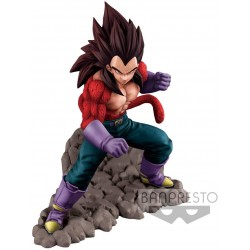 Figure Vegeta Super Saiyan 4 Dragon Ball GT japan plush