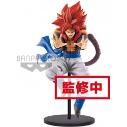Figure Gogeta Super Saiyan 4 Big Bang Kamehameha Dragon Ball GT japan plush