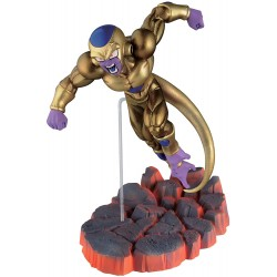 Figurine Gold Freezer Dragon Ball Super japan plush