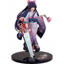 Date A Live Light Novel: Tohka Yatogami - Finest Kimono Ver. Date A Live japan plush