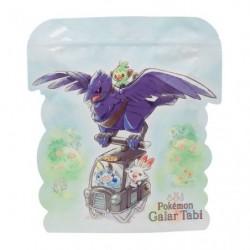 Cookie Pokémon GalarTabi japan plush