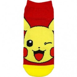 Socks Pikachu Wink japan plush